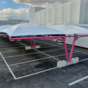 Fabricante marquesinas de aparcamiento para coches - Europa Prefabri