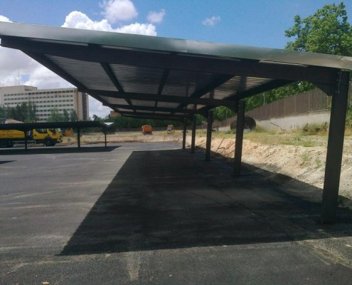 ET EUROPA - Marquesinas parking